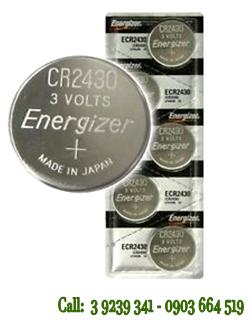 Pin Energizer CR2430 lithium 3V chính hãng