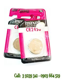 Pin 3V Lithium Maxell CR2450 chính hãng Maxell