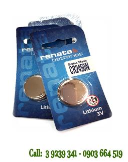 Pin Renata CR2450 lithium 3V chính hãng Renata Thụy Sĩ