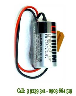 Pin Toshiba ER17330V Lithium 3.6V nuôi nguồn PLC chính hãng