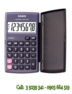 Casio LC-401LV-BK, Máy tính tiền bỏ túi Casio LC-401LV-BK chính hãng