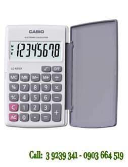 Casio LC-401LV-WE, Máy tính tiền bỏ túi Casio LC-401LV-WE chính hãng | CÒN HÀNG