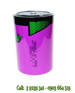 Pin Tadiran TL-5930 lithium 3.6V size D - 19000mAh nuôi nguồn PLC/CNC chính hãng Tadiran Israel