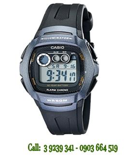 Casio W-210-1BV, Đồng hồ Casio W-210-1BV chính hãng