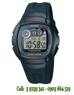 Casio W-210-1CV, Đồng hồ Casio W-210-1CV chính hãng