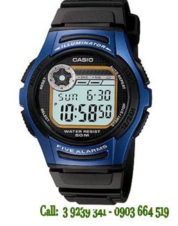 Casio W-213-2AV, Đồng hồ Casio W-213-2AV chính hãng