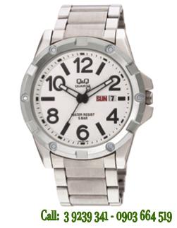 Đồng hồ nam Attractive Q&Q A150J204Ychính hãng Q&Q Citizen