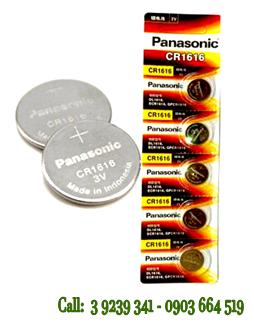 Pin Panasonic CR1616 lithium 3V chính hãng Panasonic