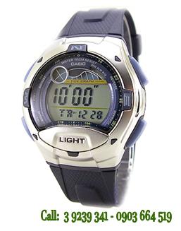Casio W-753-2AV, Đồng hồ Casio W-753-2AV chính hãng