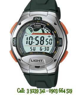 Casio W-753-3AV, Đồng hồ Casio W-753-3AV  chính hãng