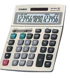 Máy tính tiền Casio DM-1600S - có phím 000 | Hàng chính hãng