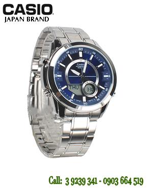 Đồng hồ Nam Casio AMW-810D-2A chính hãng Casio Japan (AMW810D-2A)
