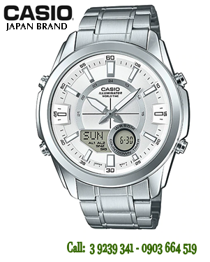 Đồng hồ Nam Casio AMW-810D-7A chính hãng Casio Japan (AMW810D-7A)