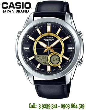 Đồng hồ Nam Casio AMW-810L-1A chính hãng Casio Japan (AMW910L-1A)