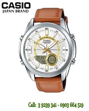 Đồng hồ Nam Casio AMW-810L-5A chính hãng Casio Japan (AMW810L-5A)