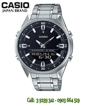 Đồng hồ Nam Casio AMW-830D-1AV chính hãng Casio Japan (AMW830D-1AV)