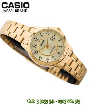 Đồng hồ Nữ Casio LTP-V004G-9B chính hãng Casio Japan