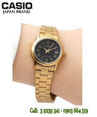 Đồng hồ Nữ Casio LTP-V002G-1B chính hãng Casio Japan