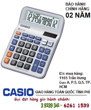 Casio DC-12M, Máy tính Casio DC-12M loại 12 số Digits chính hãng| CÒN HÀNG