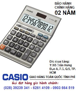Casio  DF-120BM; Máy tính tiền Casio  DF-120BM loại 12 số Digits | CÒN HÀNG