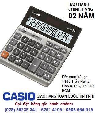 Casio DH-140, Máy tính tiền Casio DH-140 loại 14 số Digits chính hãng| HẾT HÀNG