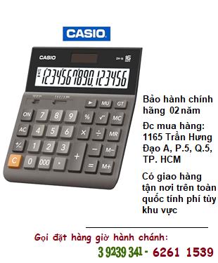 Casio DH-16, Máy tính tiền Casio DH-16 loại 16 số Digits chính hãng|  ĐẶT HÀNG
