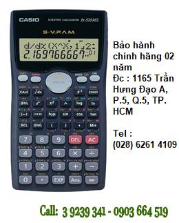 Casio FX-570MS, Máy tính học sinh Casio FX-570MS chính hãng| HẾT HÀNG do hãng Ngưng SX mẫu này