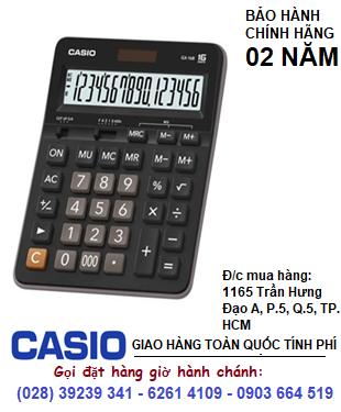Casio GX-16B, Máy tính tiền Casio GX-16B loại 16 số Digits chính hãng| ĐẶT HÀNG