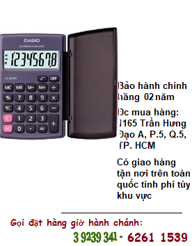 Casio HL-401LC, Máy tính tiền Casio HL-401LC loại 8 số Digits chính hãng| HẾT HÀNG