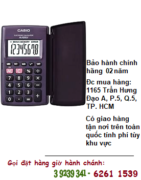Casio HL-820LV, Máy tính tiền Casio HL-820LV loại 8 số Digits chính hãng| ĐẶT HÀNG TRƯỚC