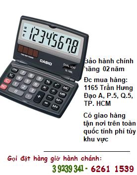 Casio SL-100L, Máy tính tiền Casio SL-100L loại 8 số DIgits chính hãng| ĐẶT HÀNG TRƯỚC