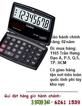 Casio SX-100, Máy tính tiền Casio SX-100 loại 8 số Digits chính hãng| ĐẶT HÀNG TRƯỚC