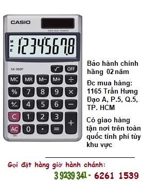 Casio SX-300P, Máy tính tiền Casio SX-300P loại 8 số Digits chính hãng| ĐẶT HÀNG TRƯỚC
