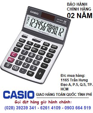 Casio AX-120ST, Máy tính tiền Casio AX-120ST loại 12 số Digits chính hãng| ĐẶT HÀNG