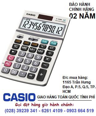 Casio DF-120MS, Máy tính tiền Casio DF-120MS loại 12 số Digits chính hãng| HẾT HÀNG