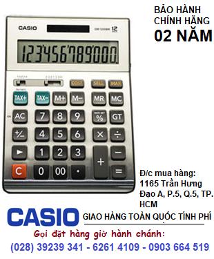 Casio DM-1200BM, Máy tính sử dụng năng lượng mặt trời SOLAR Casio DM-1200BM 12 số| CÒN HÀNG