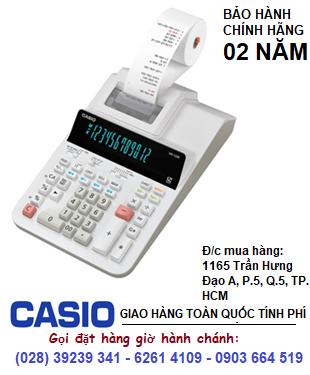Casio DR-120R-WE, Máy tính tiền in Bill Casio DR-120R-WE chính hãng| ĐẶT HÀNG