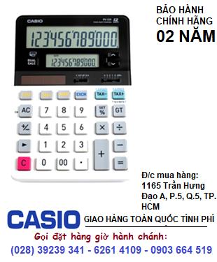 Casio DV-220, Máy tính tiền Casio DV-220 loại 12 số Digits chính hãng| CÒN HÀNG