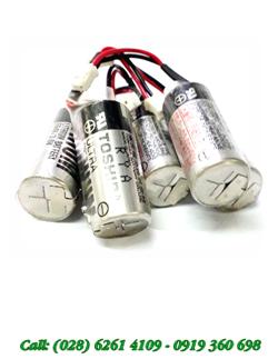 Pin Toshiba ER4V Lithium 3.6V nuôi nguồn PLC chính hãng