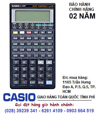 Casio FX-4500P, Máy tính Casio khoa học lập trình FX-4500P chính hãng| HẾT HÀNG-không còn hàng nữa