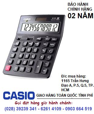 Casio GZ-12S, Máy tính tiền Casio GZ-12S loại 12 số Digits chính hãng|