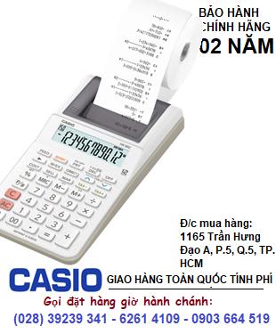 Casio HR-8RC, Máy tính tiền in bill giấy Casio HR-8RC chính hãng| CÒN HÀNG (Mẫu mới)