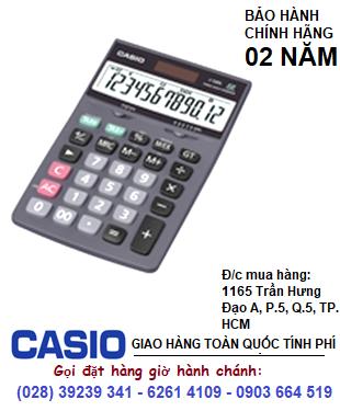 Casio J-120S, Máy tính tiền Casio J-120S loại 12 số Digits chính hãng| HẾT HÀNG