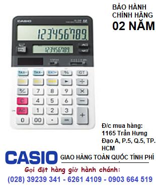 Casio JV-220, Máy tính tiền Casio JV-220 loại 12 số Digits chính hãng| CÒN HÀNG