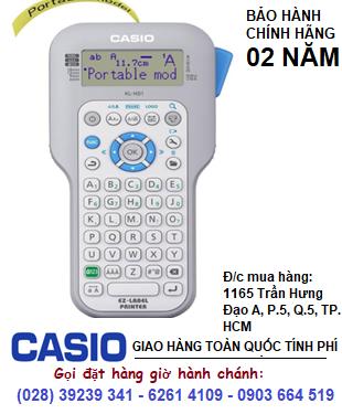 Casio KL-HD1, Máy in nhãn cầm tay Casio KL-HD1 chính hãng | CÒN HÀNG