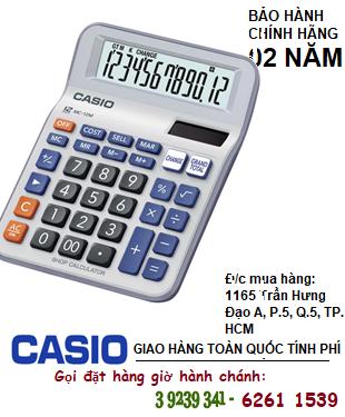 Casio MC-12M, Máy tính tiền MC-12M loại 12 số Digits chính hãng| CÒN HÀNG