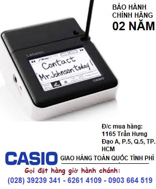 Casio MEP-T10, Máy in nhãn Casio Labemo Touch Panel and PC Conectable Model| MẪU MỚI-Chưa có hàng