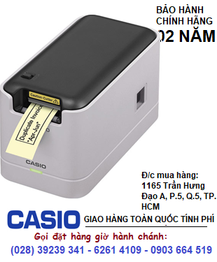 Casio MEP-U10, Máy in nhãn Casio Labemo MEP-U10 PC Connectable Model| MẪU MỚI-Chưa có hàng