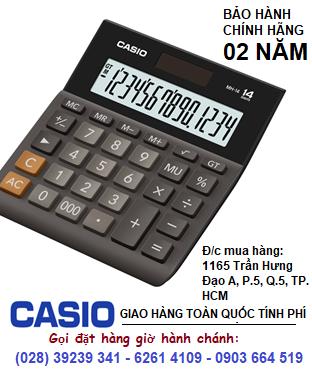 Casio MH-14, Máy tính tiền Casio MH-14 loại 14 số Digits chính hãng| HẾT HÀNG