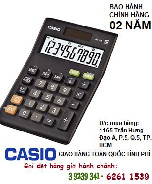 Casio MS-10B, Máy tính tiền Casio MS-10B loại 10 số Digits chính hãng| ĐẶT HÀNG